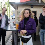 Stadionsprecher Torsten Knippertz als Bewährungshelfer für Nika