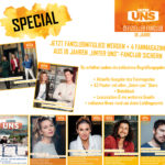 Aktion zu 18 Jahre Fanclub: Mitglied werden und 4 Fanmagazine sichern!
